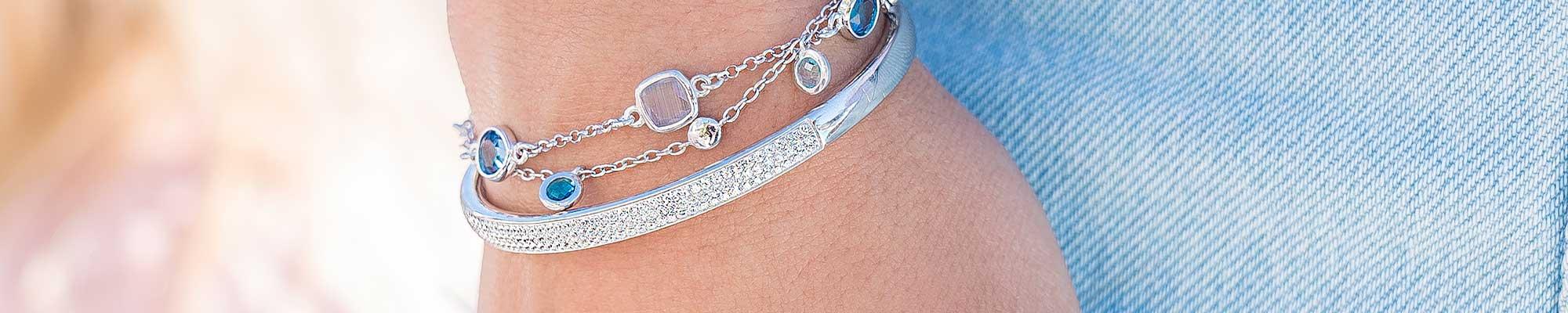 Bangle armband