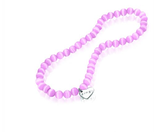 Zinzi-Charms-rek-armband-one-size-roze-CH-A25R