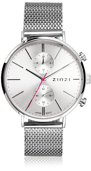 Zinzi stalen horloges  6752c3a573